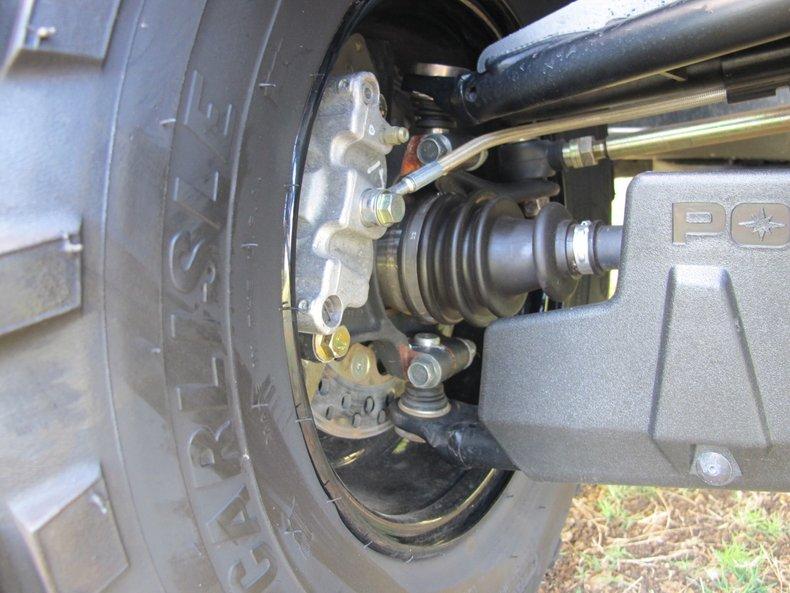 2013 Polaris Brutus DieselTexas Best Used Motorcycles - Used