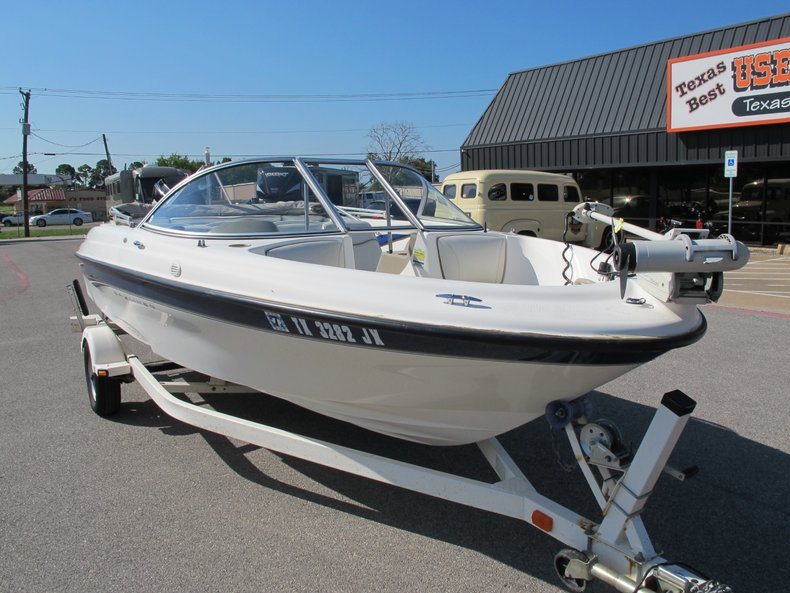 2003 Bayliner 184 Fish & Ski