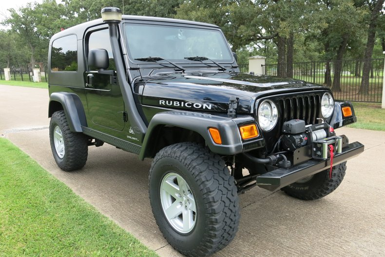 2006 Jeep Rubicon Unlimited LJ For Sale