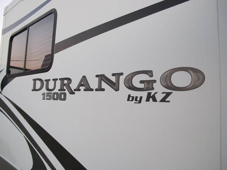 KZ Durango Vehicle