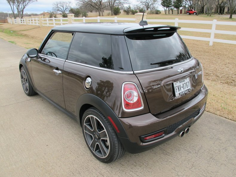 Mini Cooper Vehicle