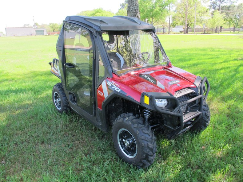2015  RZR 570 efi Power Steering