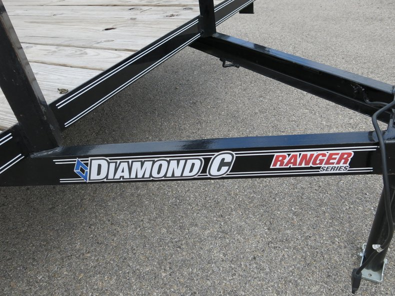 Diamond C Ranger Vehicle