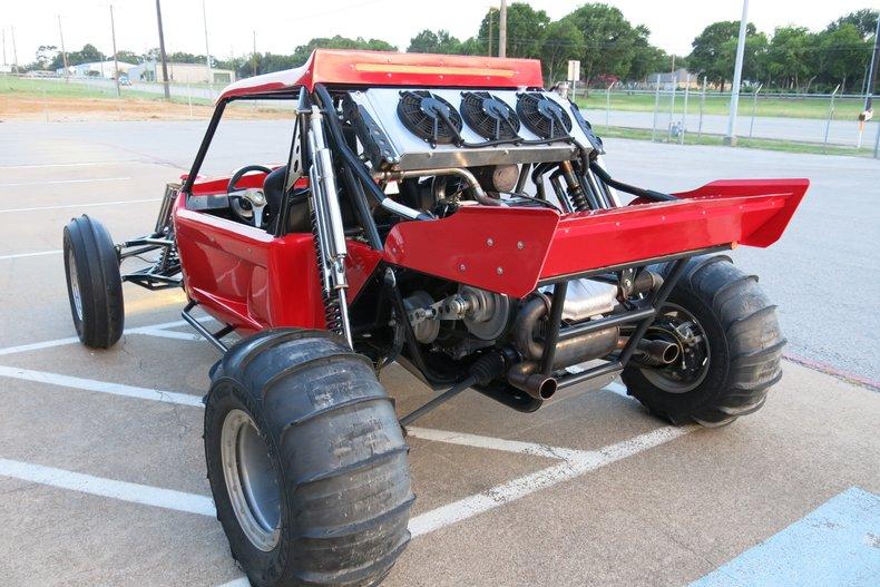 Predator Vehicle