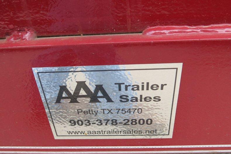 East Texas Trailers Vehicle