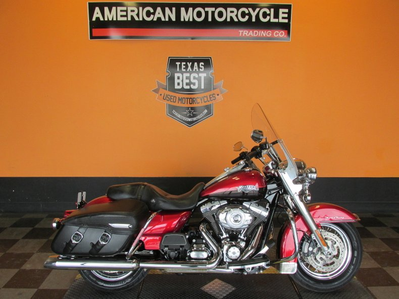 2013 Harley-Davidson Road King