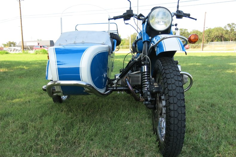 Ural Vehicle