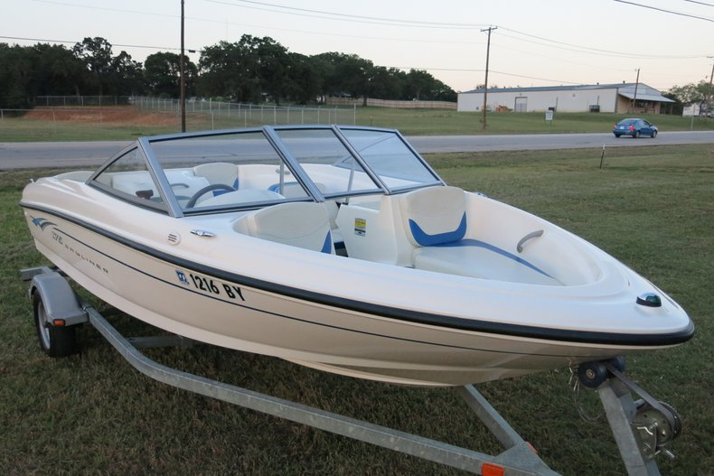 2007 Bayliner 175 bow rider