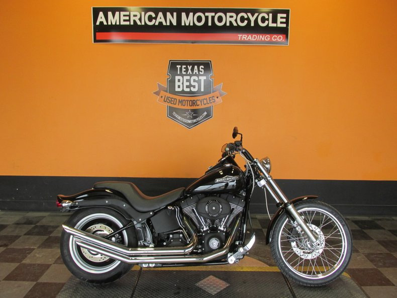 2007 Harley-Davidson Softail Night Train