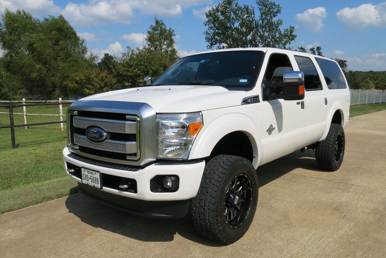 Ford Excursion 2015 >> 2015 Ford F250 Platinum Excursiontexas Best Used Motorcycles Used