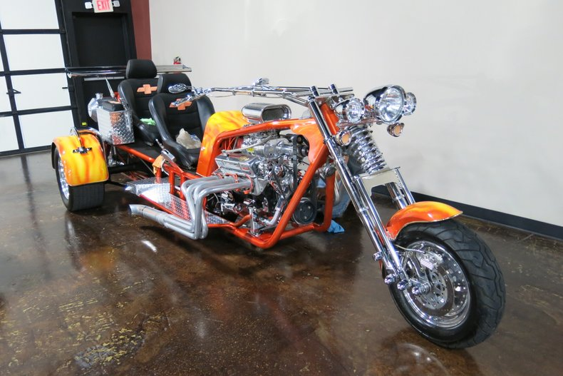 2003 Las Vegas Trikes Blown V-8