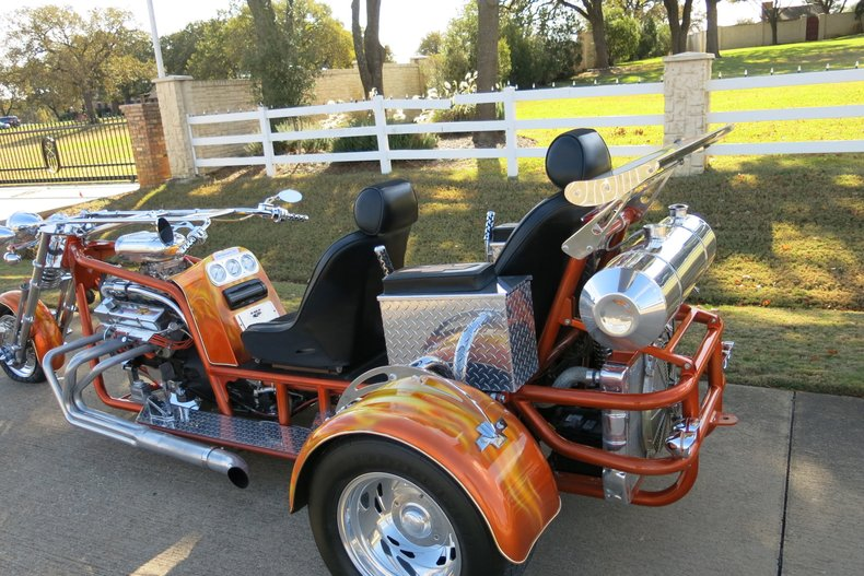 Las Vegas Trikes Vehicle