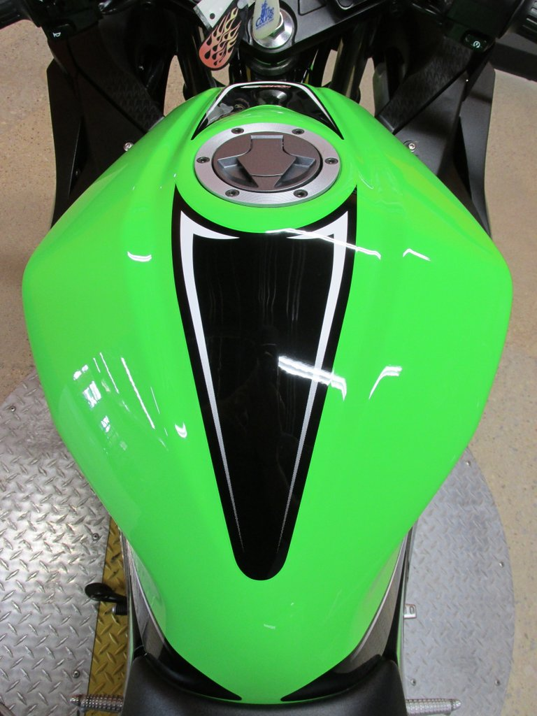 Kawasaki Vehicle