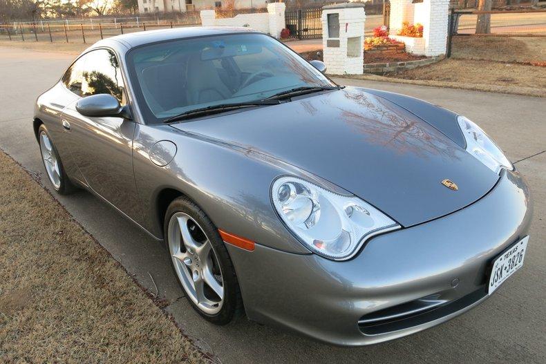 2003 Porsche 911 Coupe
