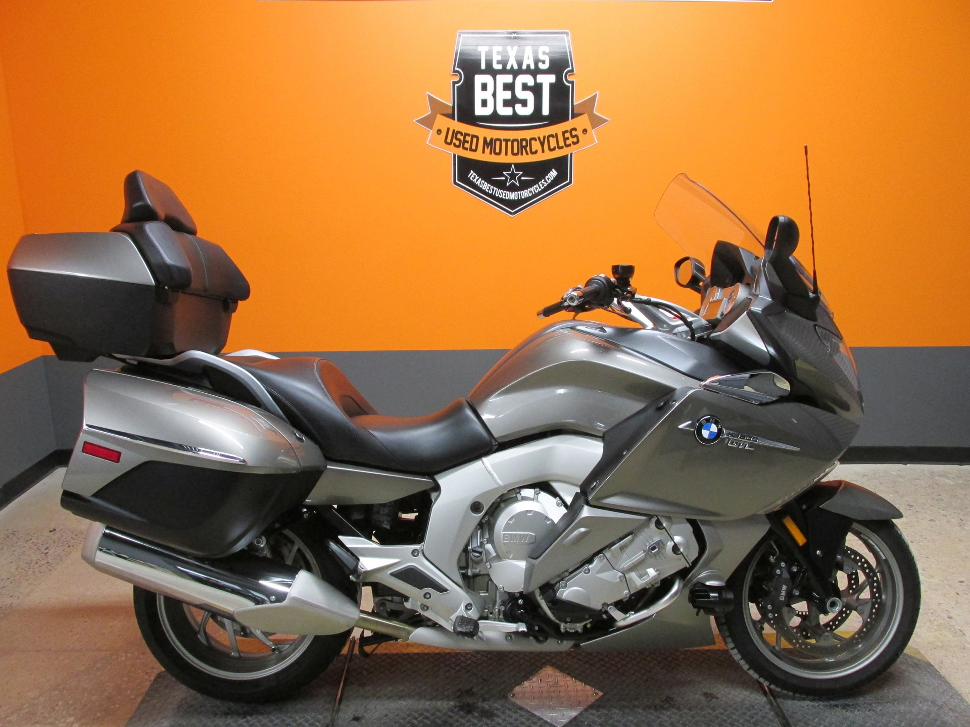 2014 BMW K1600GTL Premium for sale #80084 | MCG
