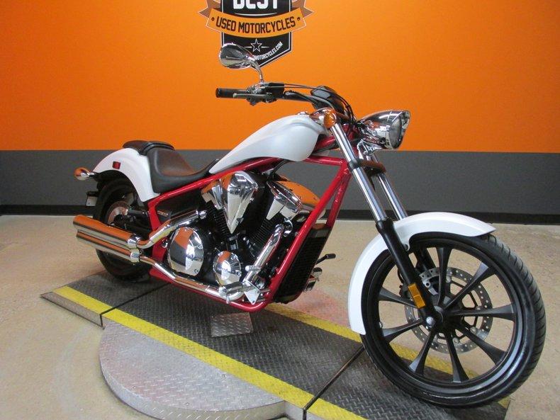 2014 Honda FuryTexas Best Used Motorcycles - Used