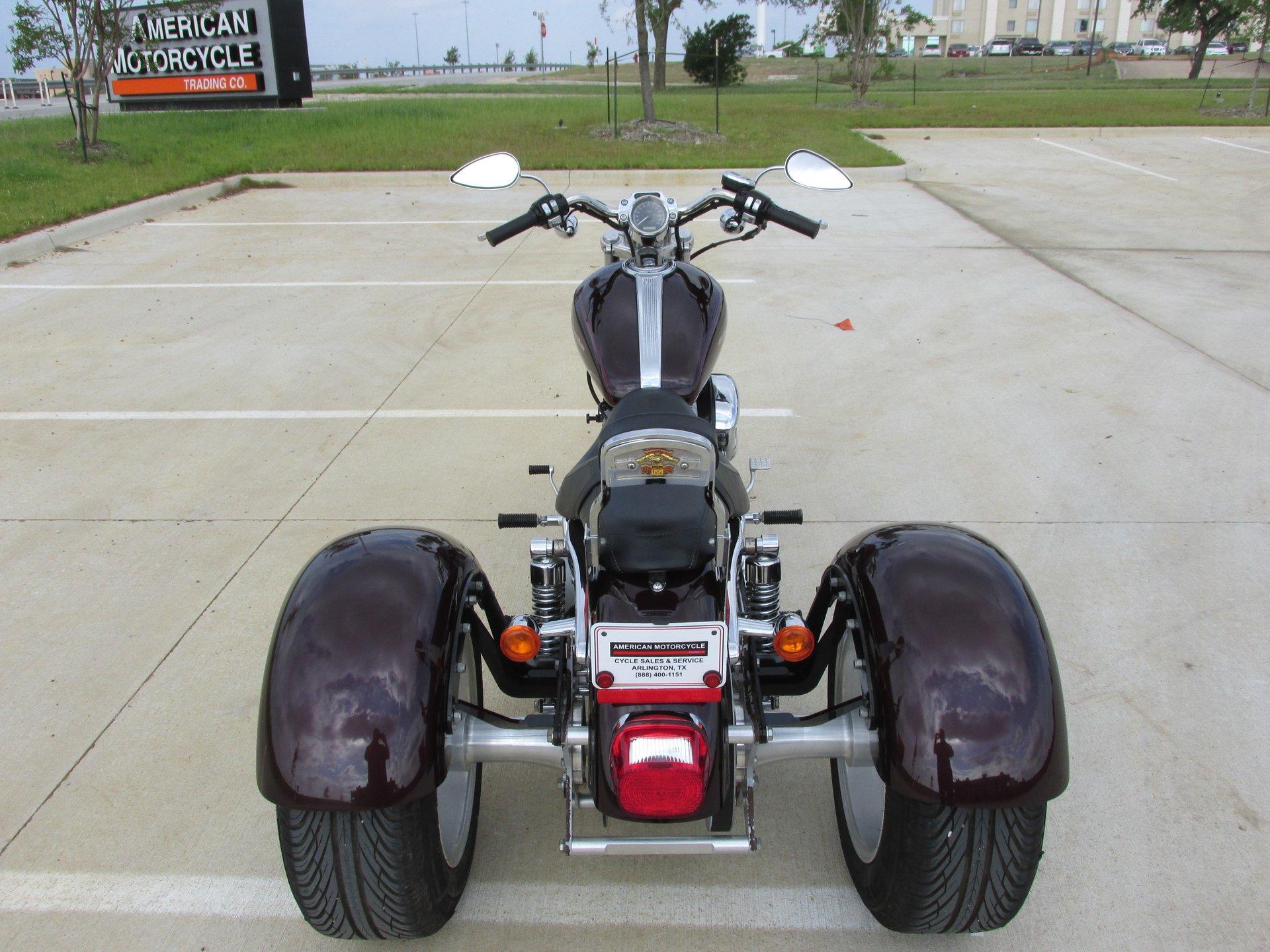 2005 Harley-Davidson Sportster 883 XL883C 883 CUSTOM W/TRIKE
