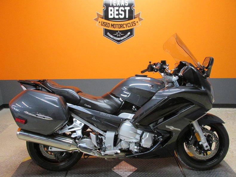 2015 Yamaha FJR1300A