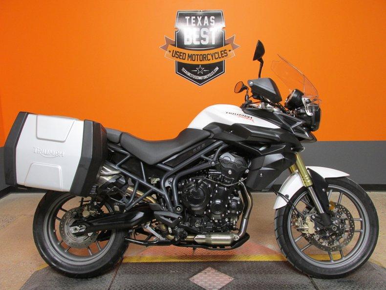2012 Triumph Tiger