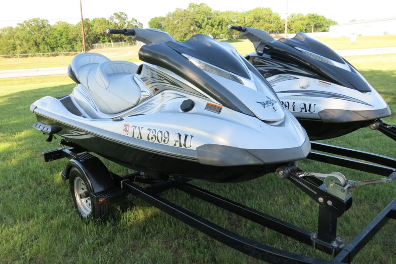 2008 Yamaha Wave runner FX Cruiser
