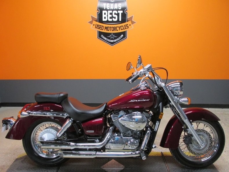 2009 Honda Shadow
