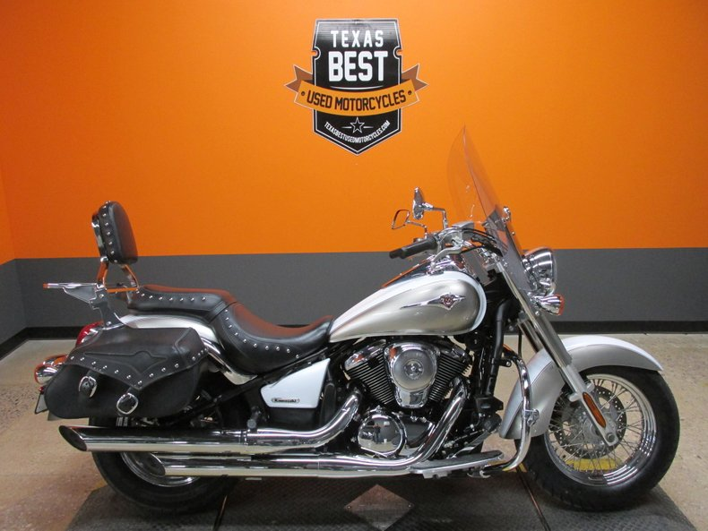 2008 Kawasaki Vulcan 900 Classic Limited Vn900d For Sale