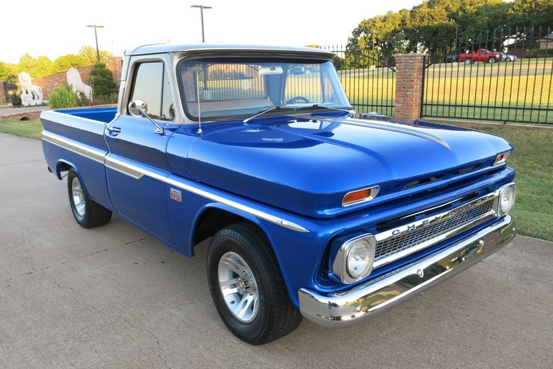 1966 Chevrolet C-10 1/2 ton pick up