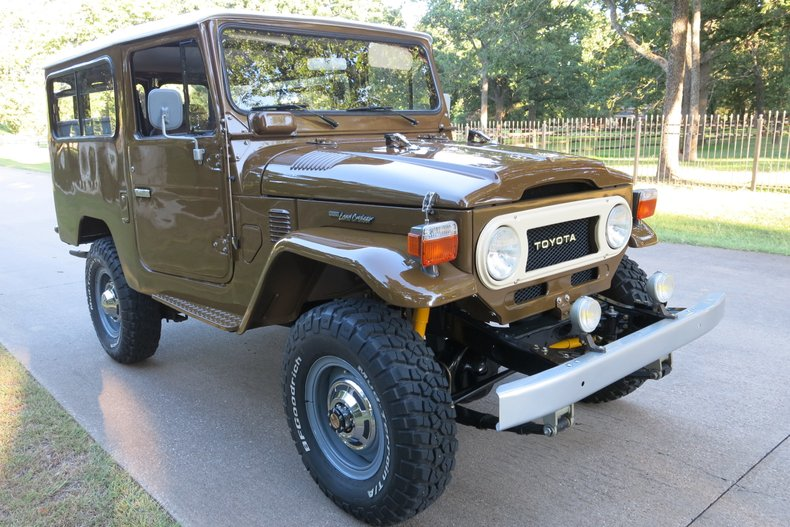 1979 Toyota FJ43 Long Wheel Base