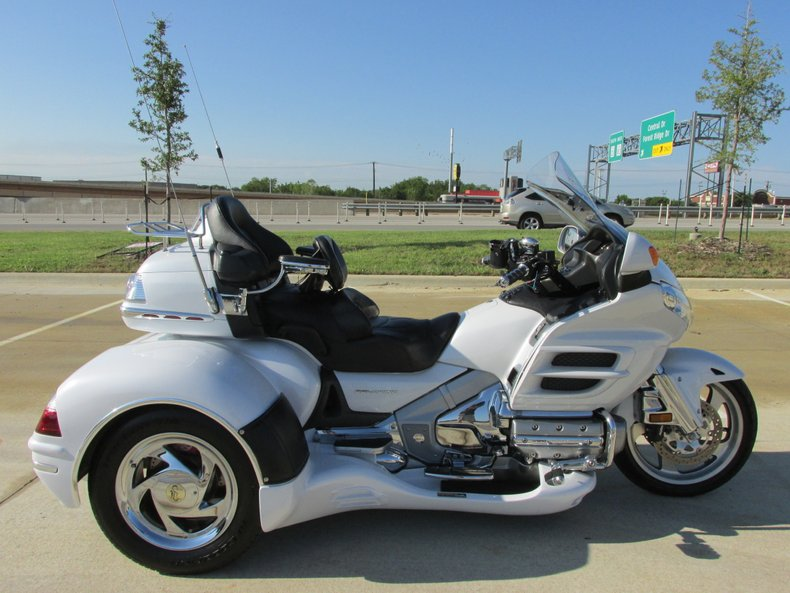 2008 Honda Gold Wing Trike For Sale