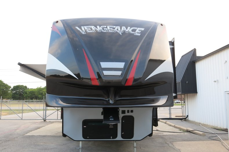 Vengenance Vehicle