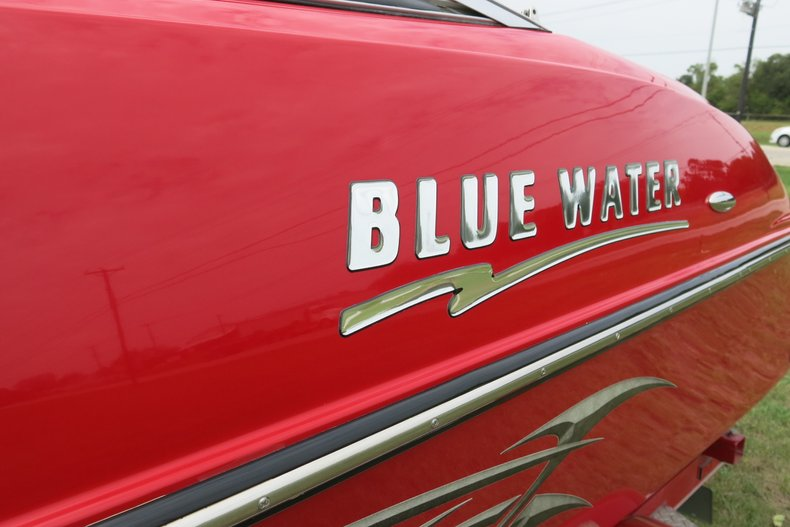 Bluewater Vehicle