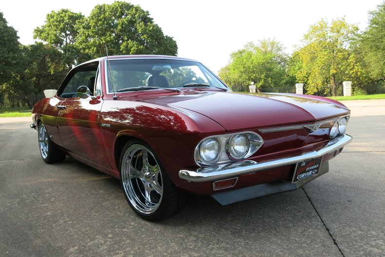 1966 Chevrolet Corvair Corsa For Sale  99302