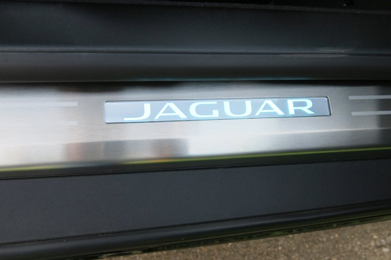 Jaguar Vehicle