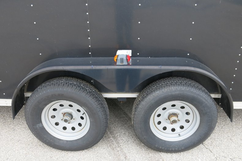 CM Trailers Vehicle