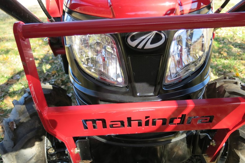 Mahindra Vehicle