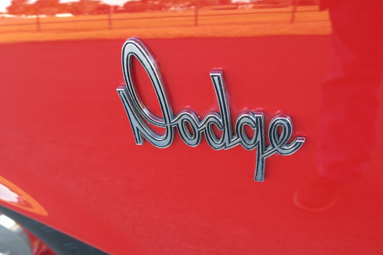Dodge Vehicle