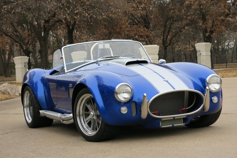 1965 A/C Cobra Superformance 427R Fuel Injection