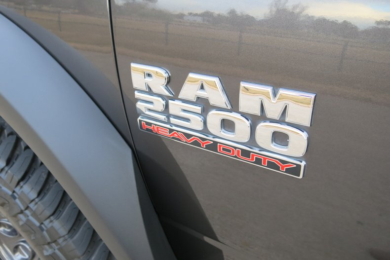 Ram Vehicle
