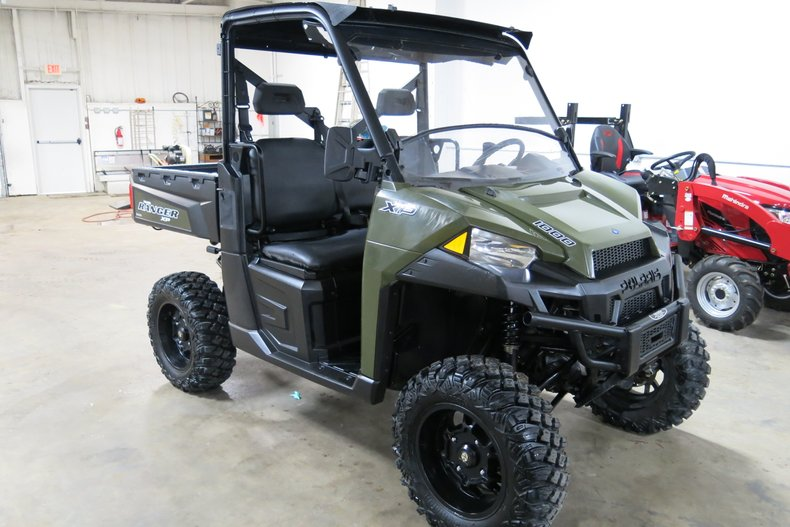 2017 Polaris XP 1000 Ranger