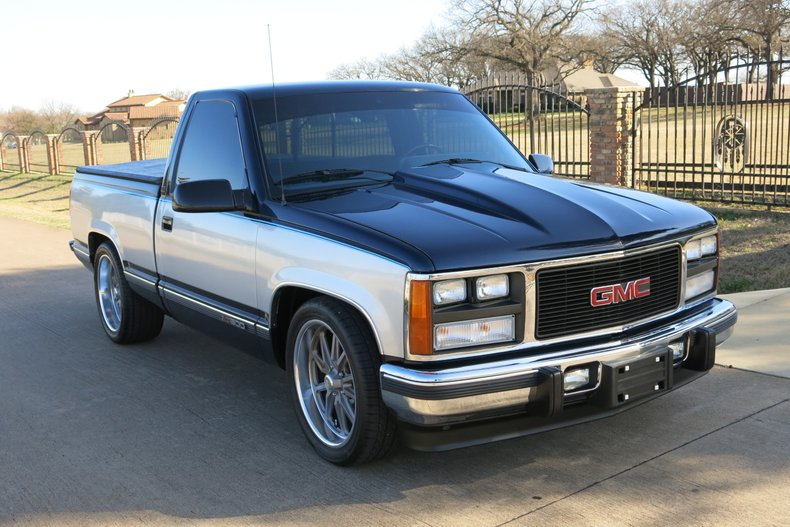 1989 GMC Sierra SLE/SLX