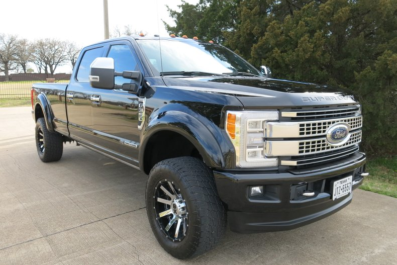 2017 Ford F350 Platinum