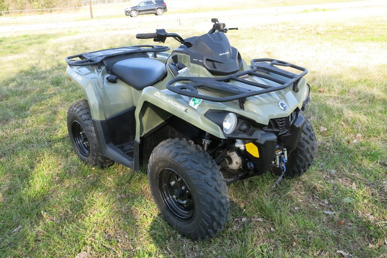 2016 Can-Am OutlanderL 570 EFI