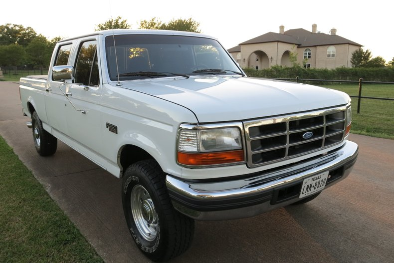 1997 Ford F-250 Crew 7.3