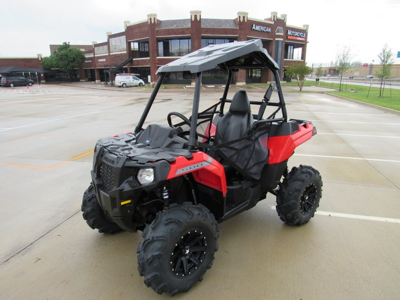 2017 Polaris ACE 500