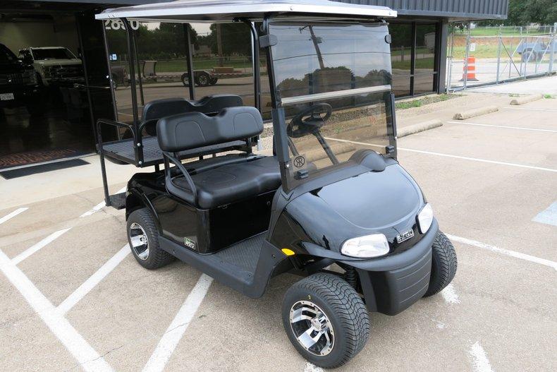 EZ GO Vehicle
