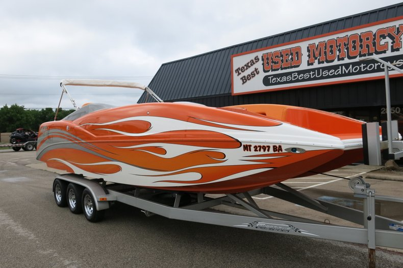 2008 Next 265 Pro Deck Cruiser