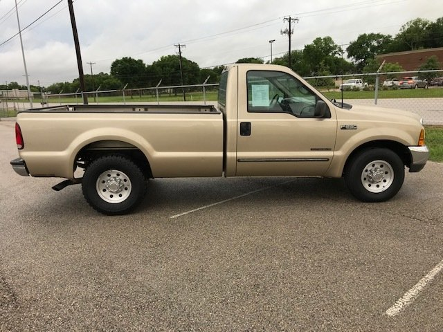 2000 Ford F250 Powerstroke