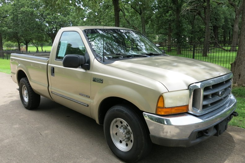 2000 Ford F250 XLT Powerstroke