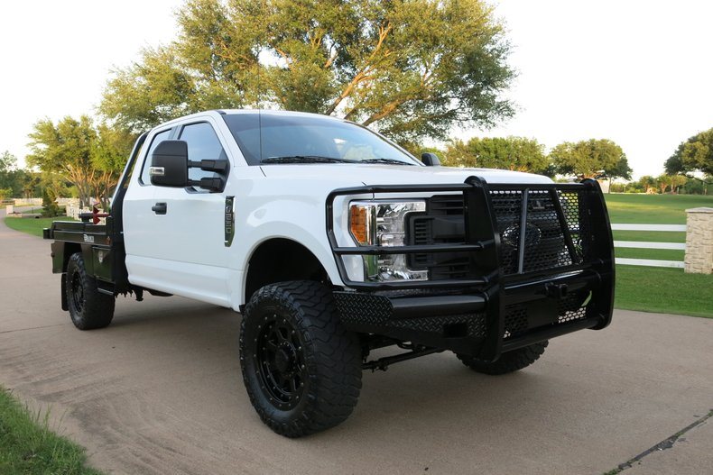 2017 Ford F250 ext cab