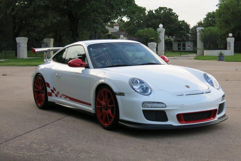 2011 Porsche GT3 RS For Sale
